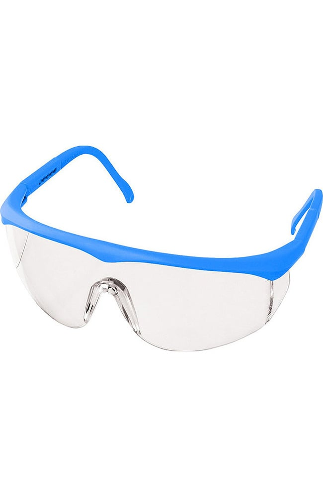 Colored Frame Safety Glasses : Prestige Medical Healthmate Colored Full Frame Protective ...
