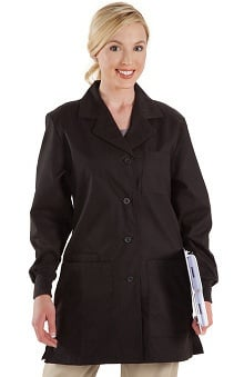 Prestige Medical Women's Belted Back Fashion Lab Coat
