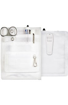 Prestige Medical Nylon Organizer Set with Pen, Penlight, Belt Clip, & Scissors