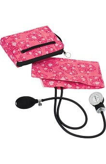 Prestige Medical Aneroid Sphygmomanometer with Adult Cuff & Matching Carrying Case