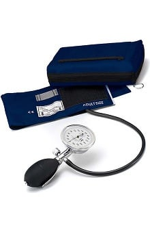 Prestige Medical Single-Hand One-Tube Aneroid Sphygmomanometer