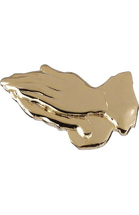 "Prestige Medical ""Praying Hands"" Professional Tac Pin"