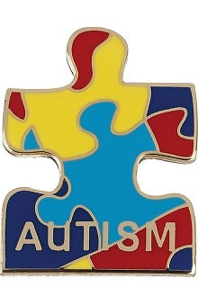 "Prestige Medical ""Autism"" Professional Tac Pin"