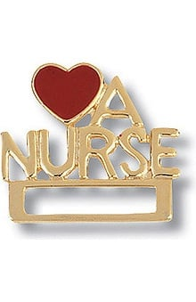 Prestige Medical Love A Nurse Pin