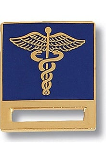 Prestige Medical Caduceus Pin