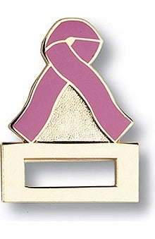 Prestige Medical Pink Ribbon Badge Pin