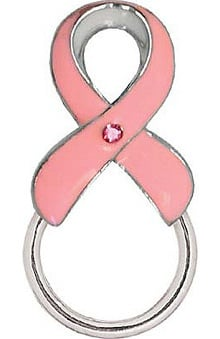 Prestige Medical Pink Ribbon Id Holder