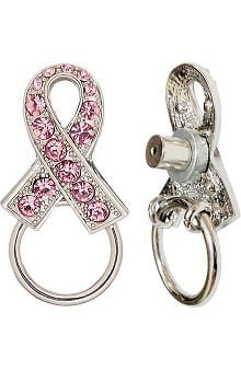 Prestige Medical Magnetic Pink Ribbon Tac