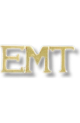 "Prestige Medical ""EMT"" Gold Professional Tac Pin"