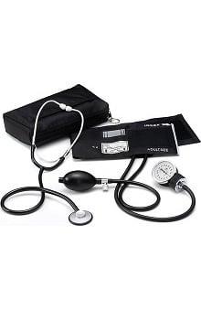 stethoscopes: Prestige Medical Basic Aneroid Sphygmomanometer with Single Head Stethoscope Kit