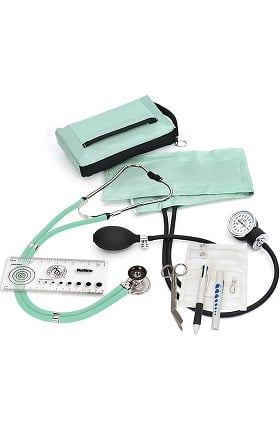 Prestige Medical Aneroid & Sprague Nurse Kit with Carrying Case