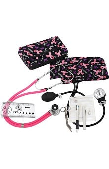 Clearance Prestige Medical Aneroid & Sprague Nurse Kit with Carrying Case