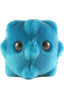 Prestige Medical GIANTmicrobes® Common Cold Plush Doll