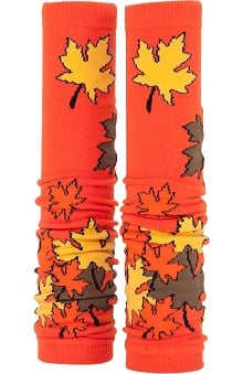 Med Sleeve Fall Leaves