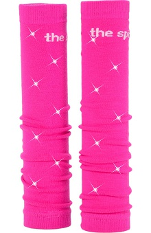 Med Sleeve Hot Pink with Bling