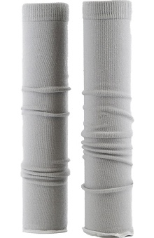 Med Sleeve Light Grey with Ruffle