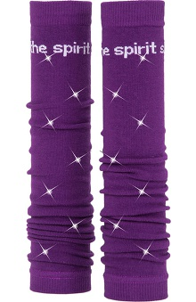 Med Sleeve Purple with Bling