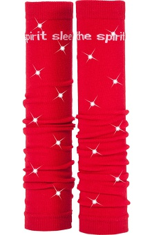 Med Sleeve Red with Bling