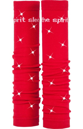Med Sleeve Women's Red with Bling