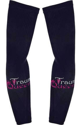 Med Sleeve Women's Black Trauma Queen