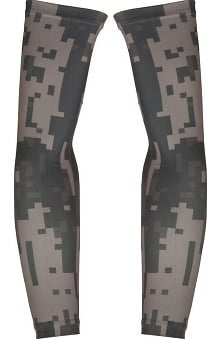 Med Sleeve Digital Camo Green