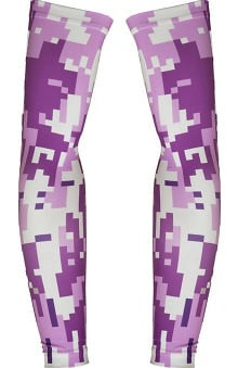 Med Sleeve Digital Camo Pink