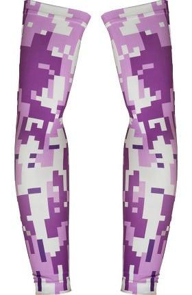 Med Sleeve Digital Camo Pink