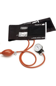 Prestige Medical Large Adult Latex-Free Aneroid Sphygmomanometer