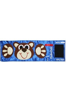 Pedia Pals Child Size Benjamin Bear Blood Pressure Cuff (Cuff Only)