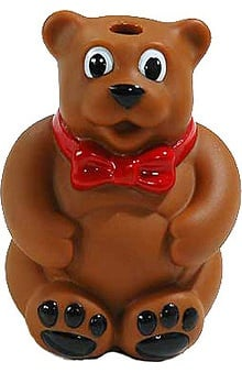 Pedia Pals Benjamin Bear Blood Pressure Bulb (Bulb Only) Latex Free