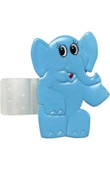 Pedia Pals Elly Elephant Stethoscope ID Tag