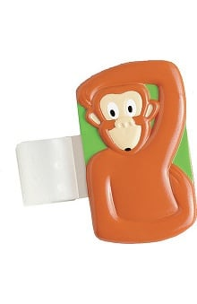 Pedia Pals Chimp Stethoscope ID Tag