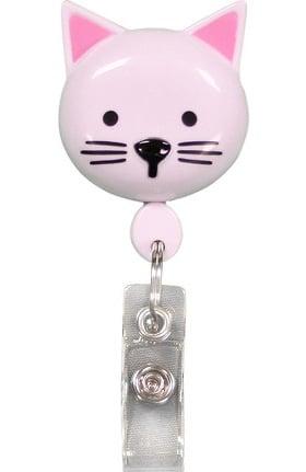 Pedia Pals Kitty Retractamals Retractable ID Badge Holder