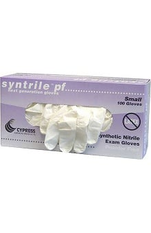 Cypress Synthetic Nitrile Exam Gloves