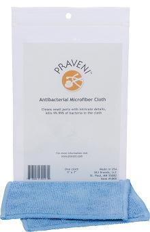 Praveni Antibacterial Microfiber Cloth