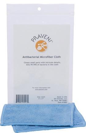 Clearance Praveni Antibacterial Microfiber Cloth