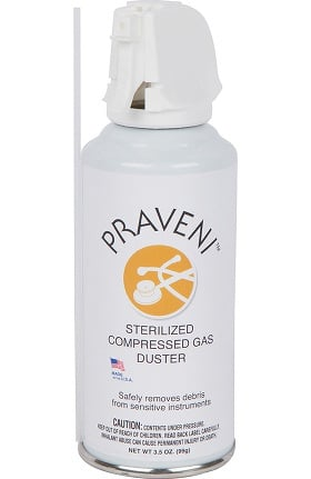 Clearance Praveni Sterilized Compressed Duster