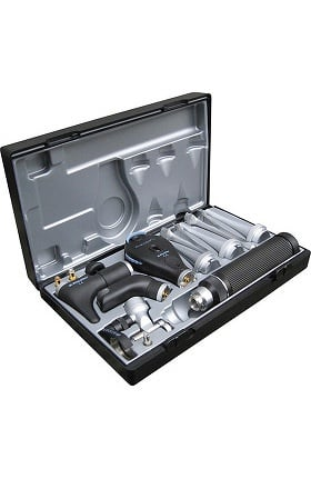 Riester Diagnostics Veterinary Otoscope & Ophthalmic Set