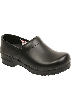 Smart Step by Sanita Women's Aubrey Leather Clog