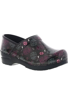 Signature by Sanita Women's Cadyna Printed Patent Clog