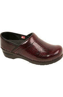Original by Sanita Women's Croco Clog
