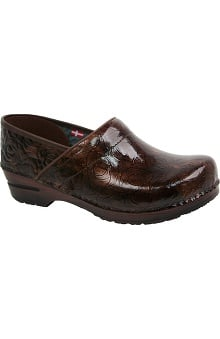 Shoes new: Original by Sanita Women's Professional Embossed Leather Shoe
