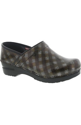 Clearance Original by Sanita Women's Phoebe Embossed Patent Professional Shoe