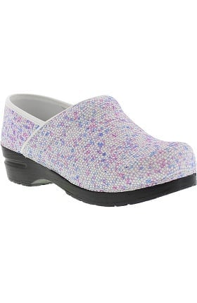 Original by Sanita Women's Peyton Printed Leather Professional Clog