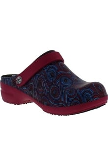 Aero by Sanita Women's Swirl Clog