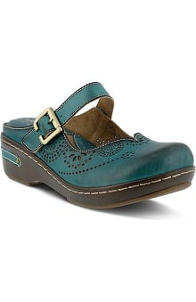 Spring Step Women's Aneria Open Heel Mary Jane Clog