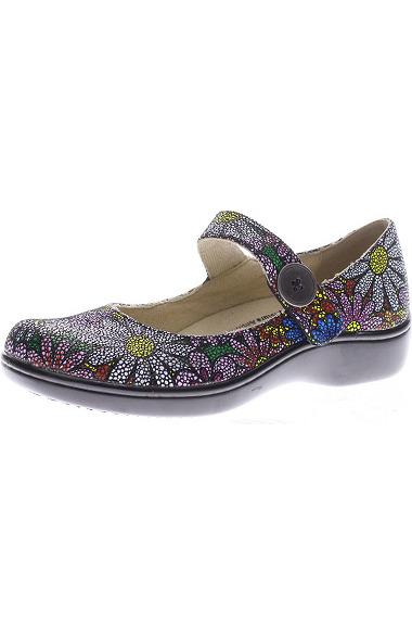 Spring Step Professional Women's Eileen Velcro Strap Shoe