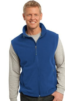 Port Authority® Unisex Midweight Fleece Vest
