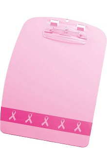 Awareness by Think Medical Pink Ribbon Clipboard