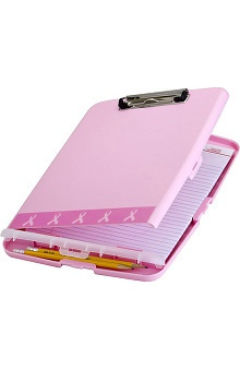 Awareness by Think Medical Pink Ribbon Clipboard Case
